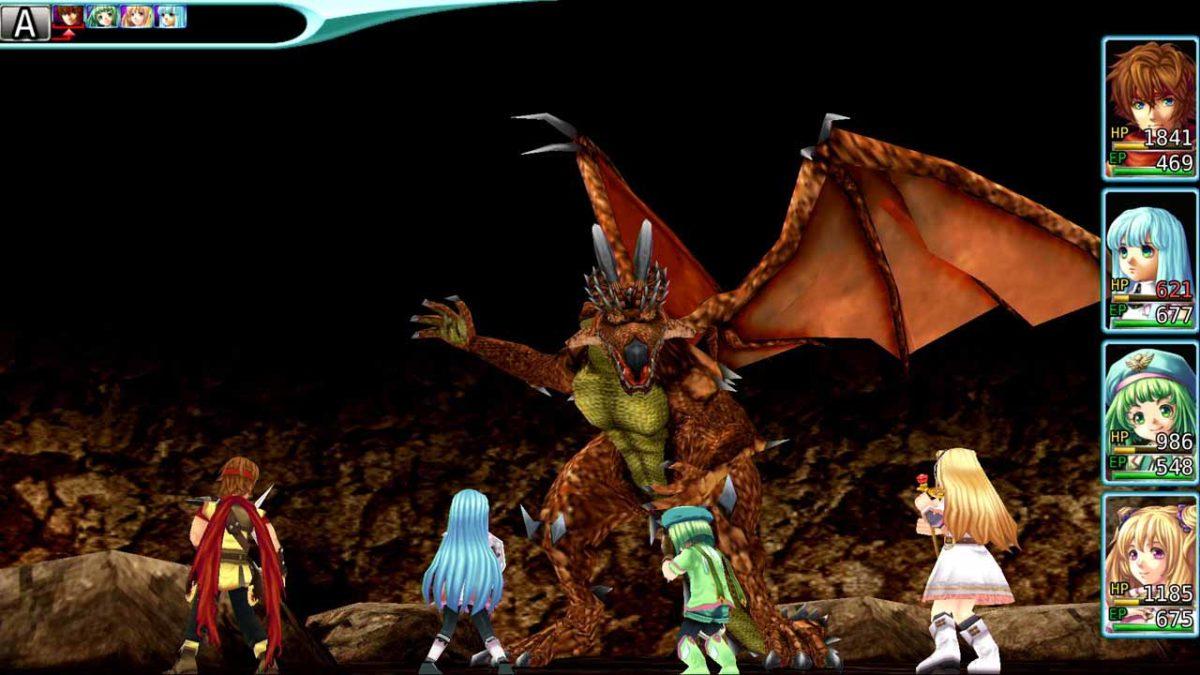 Alphadia Genesis теперь на Nintendo Switch