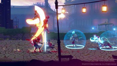 Beat 'em up Shing! выйдет 28 августа на PS4 и ПК через Steam