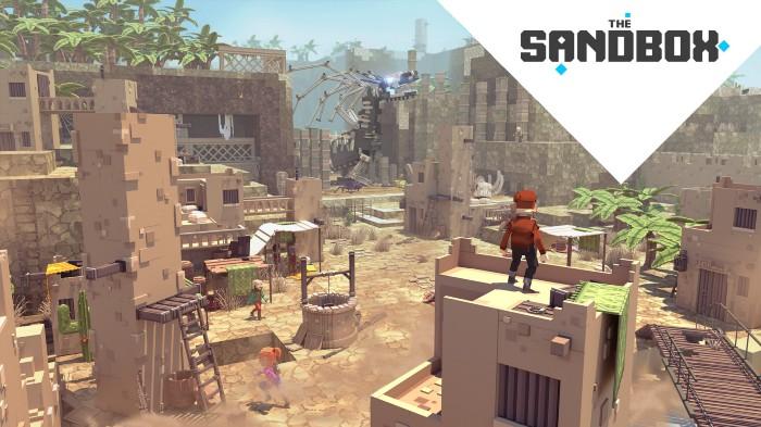 Binance анонсирует токенсейл игрового проекта The Sandbox ...