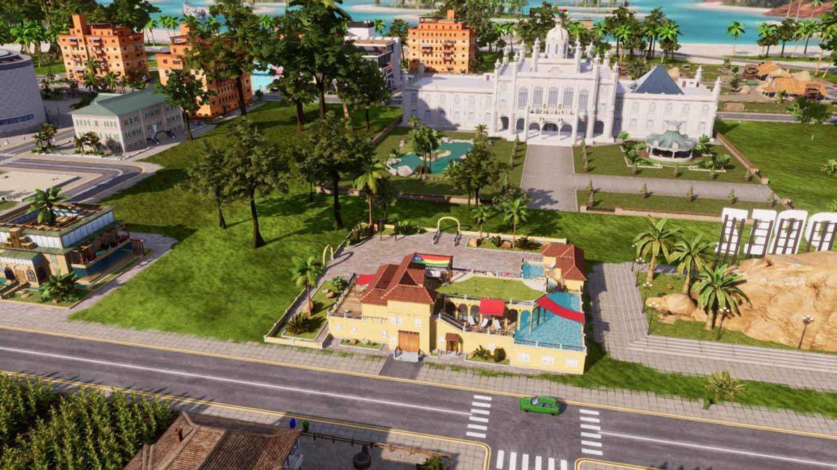 DLC Lobbyistico для Tropico 6 доступно на PS4 и Xbox One
