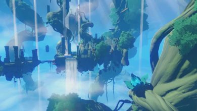 Genshin Impact выходит на PS4 28 сентября