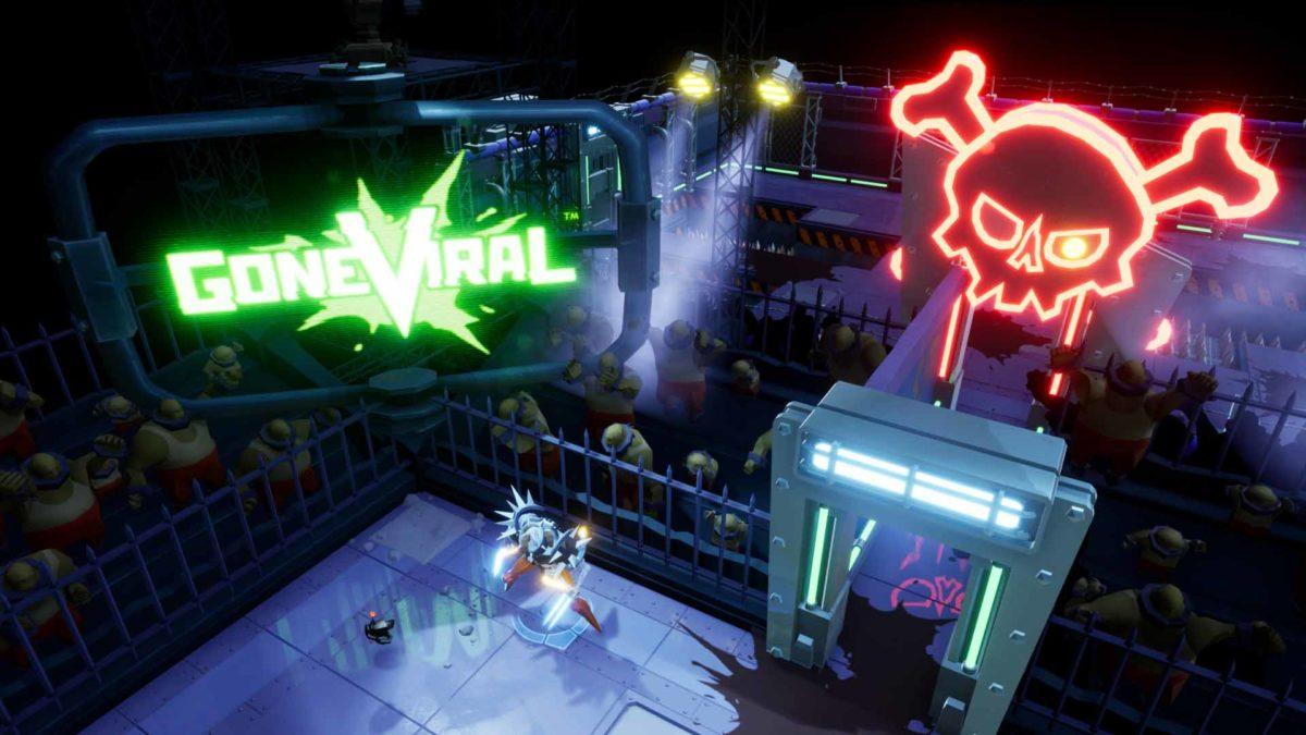 Gone Viral будет запущен в раннем доступе 24 сентября в Steam