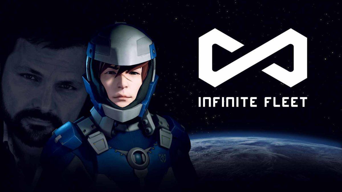 Infinite Fleet - Брайан Драммонд (Brian Drummond) - Капитан Herk