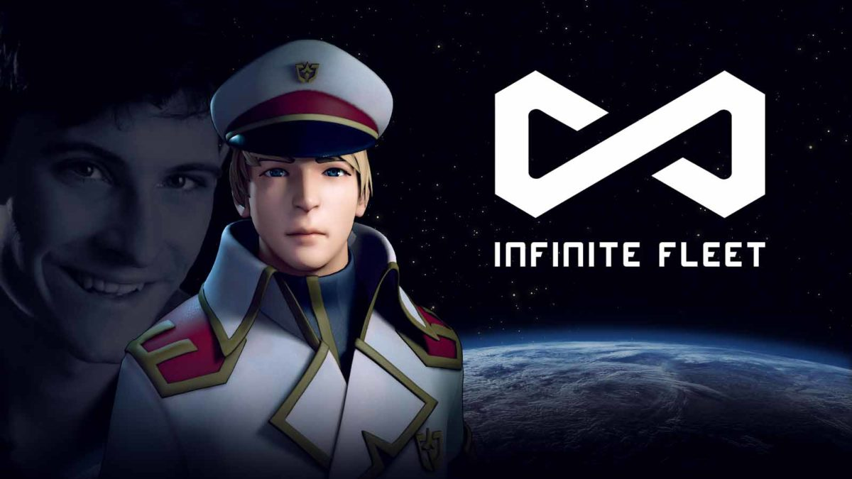 Infinite Fleet - Джон Скотт (Jonah Scott) - Командир Chase