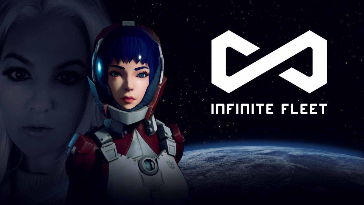 Infinite Fleet - Кира Бакленд (Kira Buckland) - Капитан Tanaka
