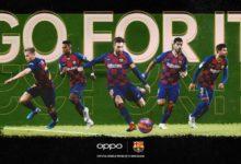 OPPO объявляет о продолжении сотрудничества с ФК «Барселона»