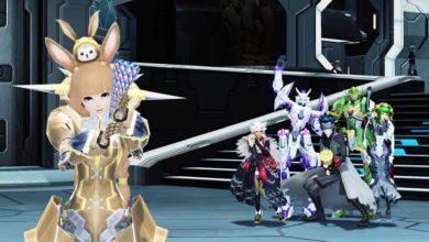 Phantasy Star Online 2 превысила один млн зарегистрированных игроков по всему миру