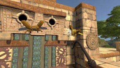 VR-приключение Eye of the Temple получает игровую демоверсию