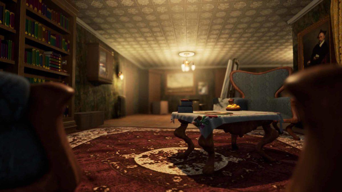 Бесплатный пролог Gordian Rooms: A curious heritage вышел в Steam