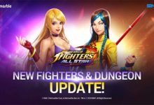 Photo of В сентябрьском обновление в The King of Fighters ALLSTAR добавлен совершенно новый игровой режим