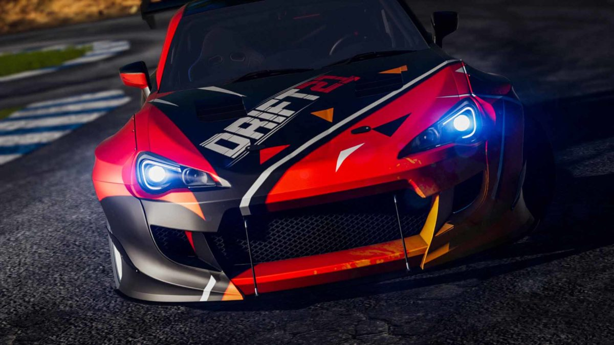 В DRIFT21 добавлены новые трассы и испытания