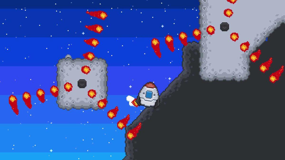 Игра в стиле ретро Super Rocket Ride выйдет в пятницу