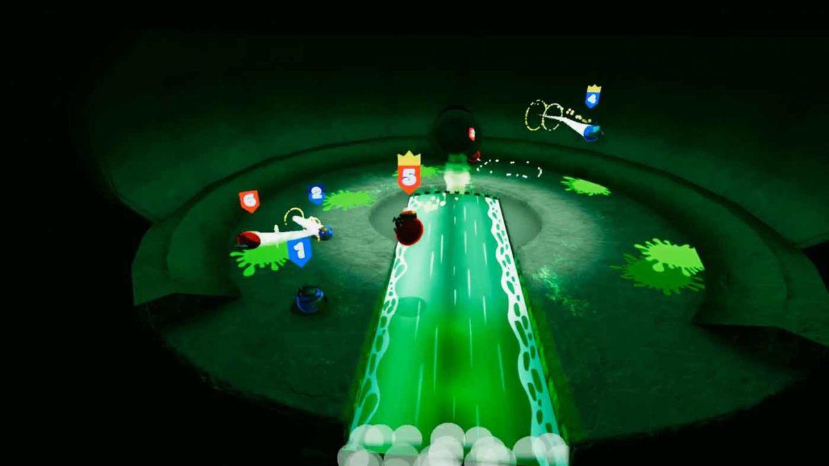 Локальная многопользовательская игра на арене The Blobs Fight выйдет на Xbox One 18 сентября