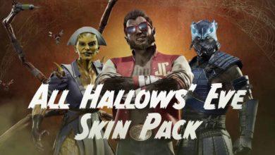 Photo of Новый набор скинов All Hallows 'Eve теперь доступен как часть расширения Mortal Kombat 11: Aftermath