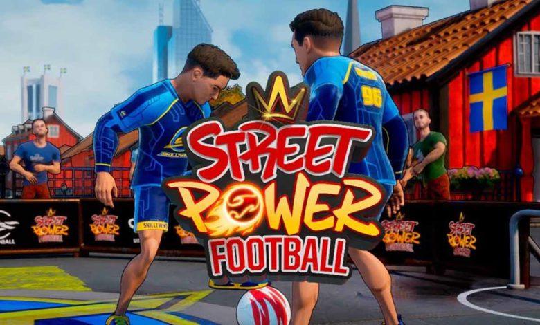 Первое бесплатное DLC для Street Power Soccer