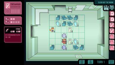 Photo of Пошаговая стратегическая головоломка After Midnight выйдет 13 октября