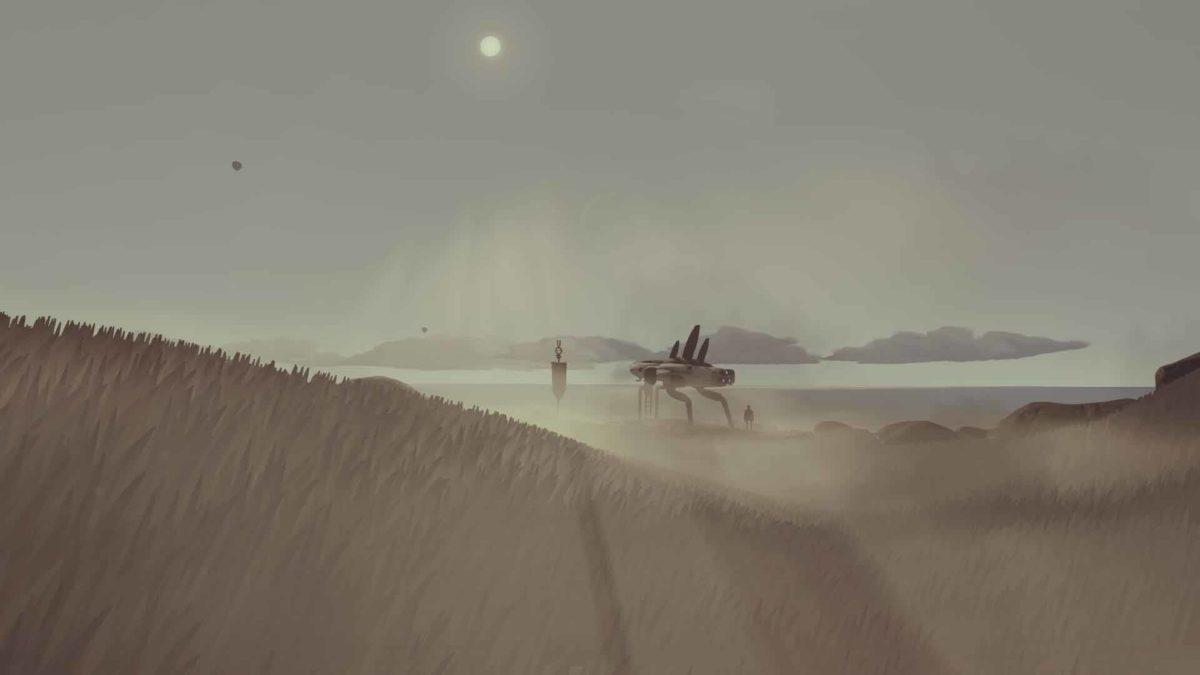 Приключенческий экшен Jett: The Far Shore отложен до 2021 года