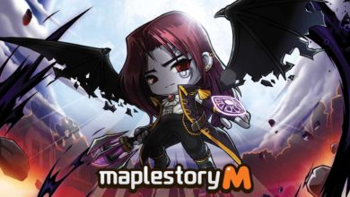Прокладывайте себе путь в новое обновление MapleStory M с Demon Slayer