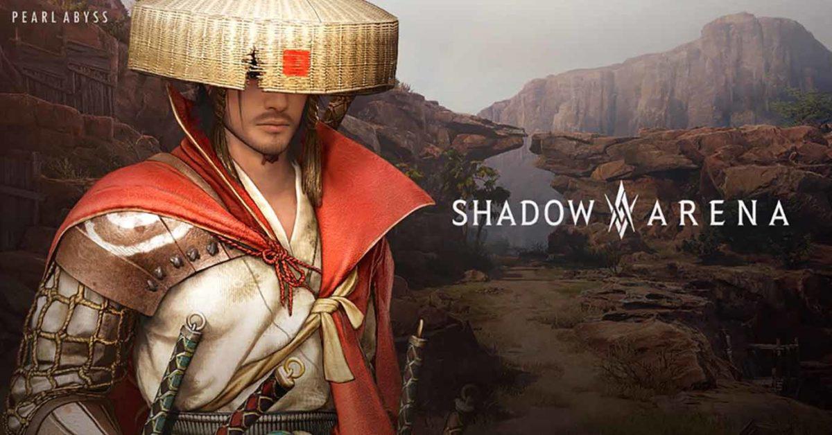 Смертоносный герой-ниндзя Сура прибывает в Shadow Arena