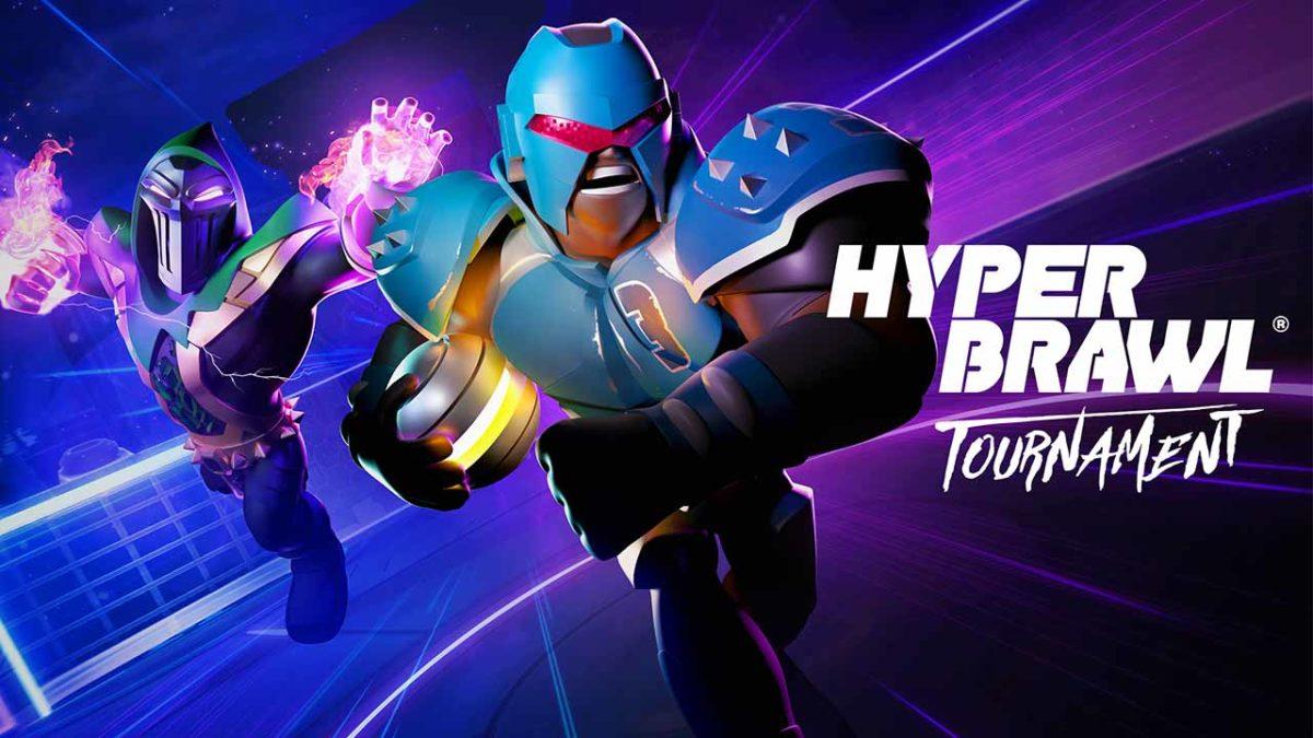 Судьба вселенной в ваших руках - HyperBrawl Tournament на Nintendo Switch, PlayStation 4, Xbox One и ПК запускается 20 октября