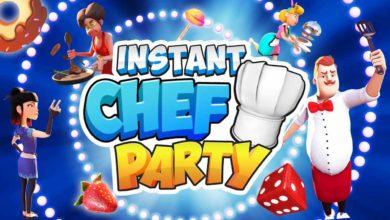 Photo of Узнайте больше о INSTANT Chef Party, эксклюзивной игре о кулинарных вечеринках для Nintendo Switch