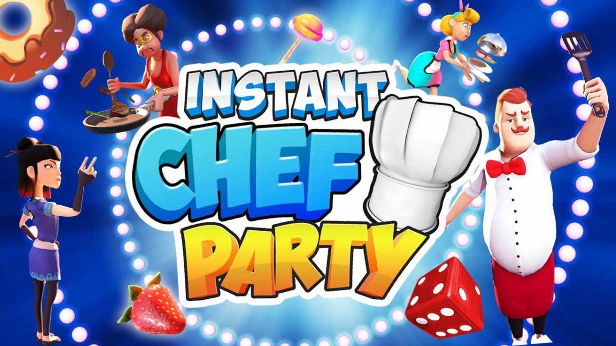 Узнайте больше о INSTANT Chef Party, эксклюзивной игре о кулинарных вечеринках для Nintendo Switch