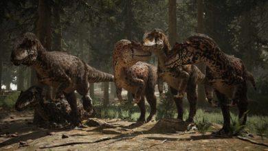 Управляйте судьбой своего динозавра в Path of Titans
