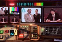 Хаотичный и остроумный симулятор редакции новостей Not For Broadcast вернулся к своим махинациям