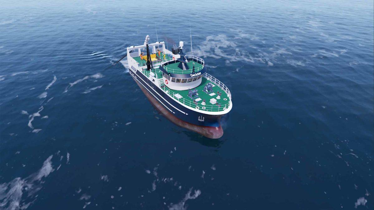 Хватайте сети, багры и наживки и готовьтесь к джигу! Fishing: North Atlantic запускается в Steam 16 октября