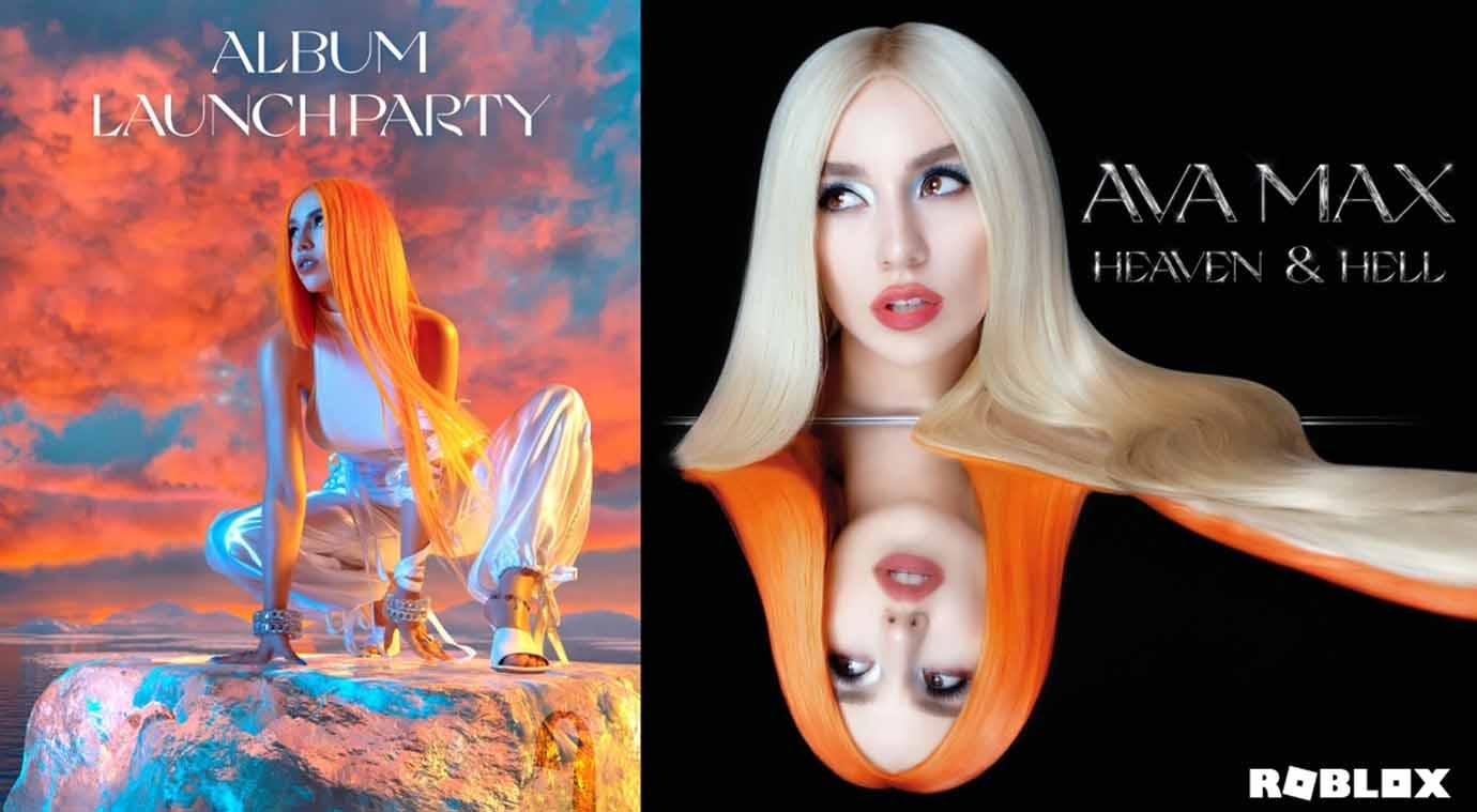Photo of Ava Max (Эйва Макс) проведет первую в своем роде захватывающую вечеринку по случаю запуска альбома и виртуальную встречу с фанатами на Roblox
