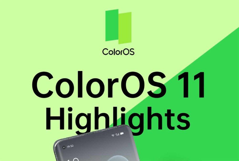 ColorOS 11 на базе Android 11: В OPPO представили операционную систему нового поколения