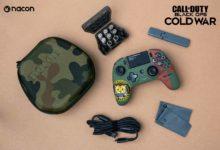 NACON анонсировал новый контроллер для игры Call of Duty