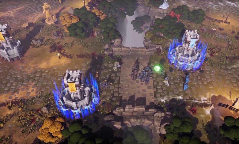 Primordials Of Amyrion запускает новую открытую бета-версию в Steam и Epic Games Store