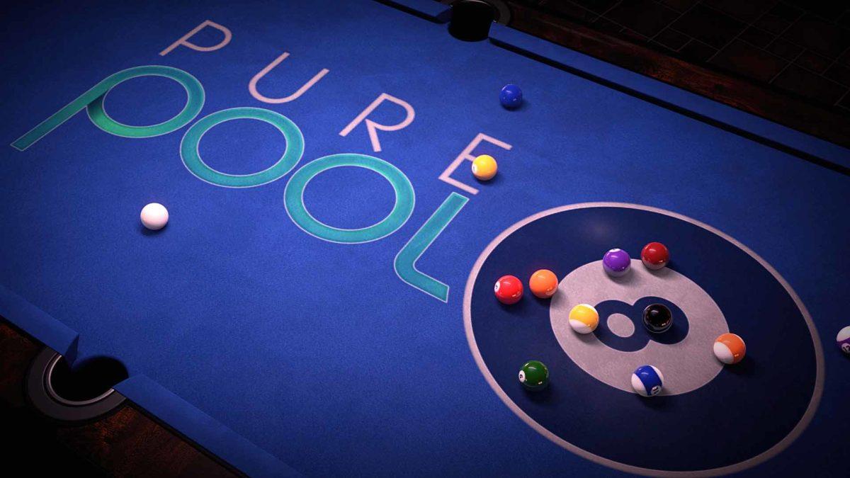Pure Pool на Nintendo Switch появится в конце этого года в окончательном издании популярной игры