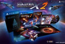 Söldner-X 2: Final Prototype запускается на PS4 в цифровом и в физическом виде