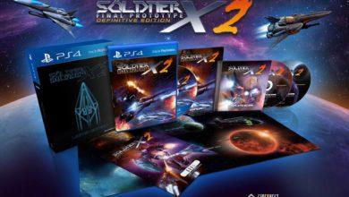 Photo of Söldner-X 2: Final Prototype запускается на PS4 в цифровом и в физическом виде