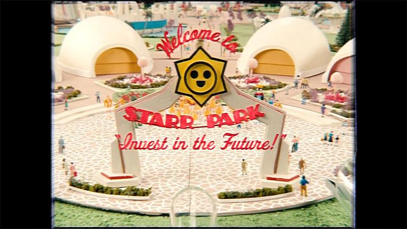 Starr Park - Старр Парк