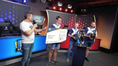 Trelleborg выиграл финал 2 сезона Farming Simulator League