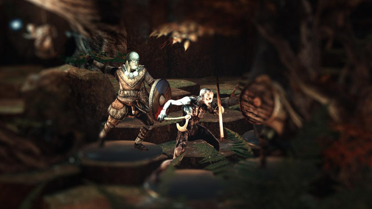 Wartile и его викинги вторгаются на Nintendo Switch