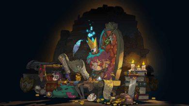 Photo of Анимированное RPG-приключение в жанре «roguelike» Crown Trick / 不思议的皇冠 вышло на ПК в Steam и Nintendo Switch