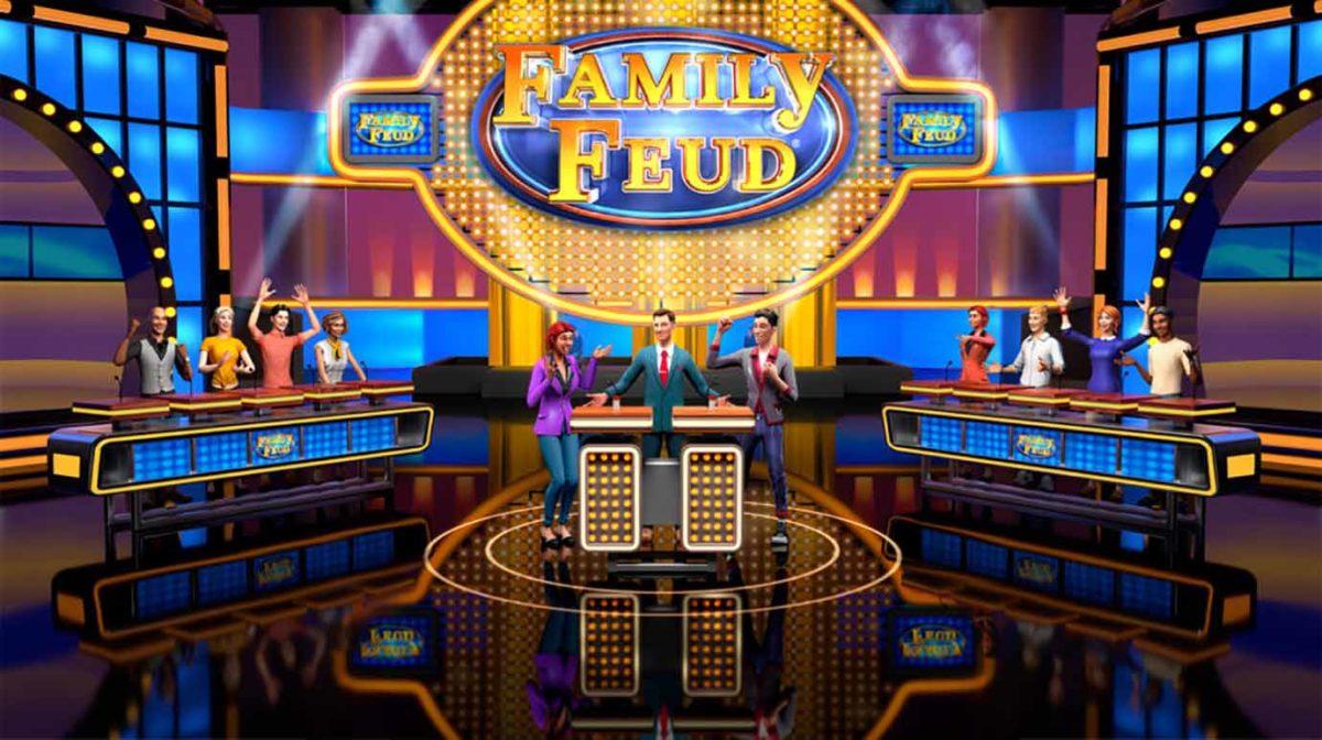 Видеоигра Family Feud (Семейная вражда) будет доступна 12 ноября