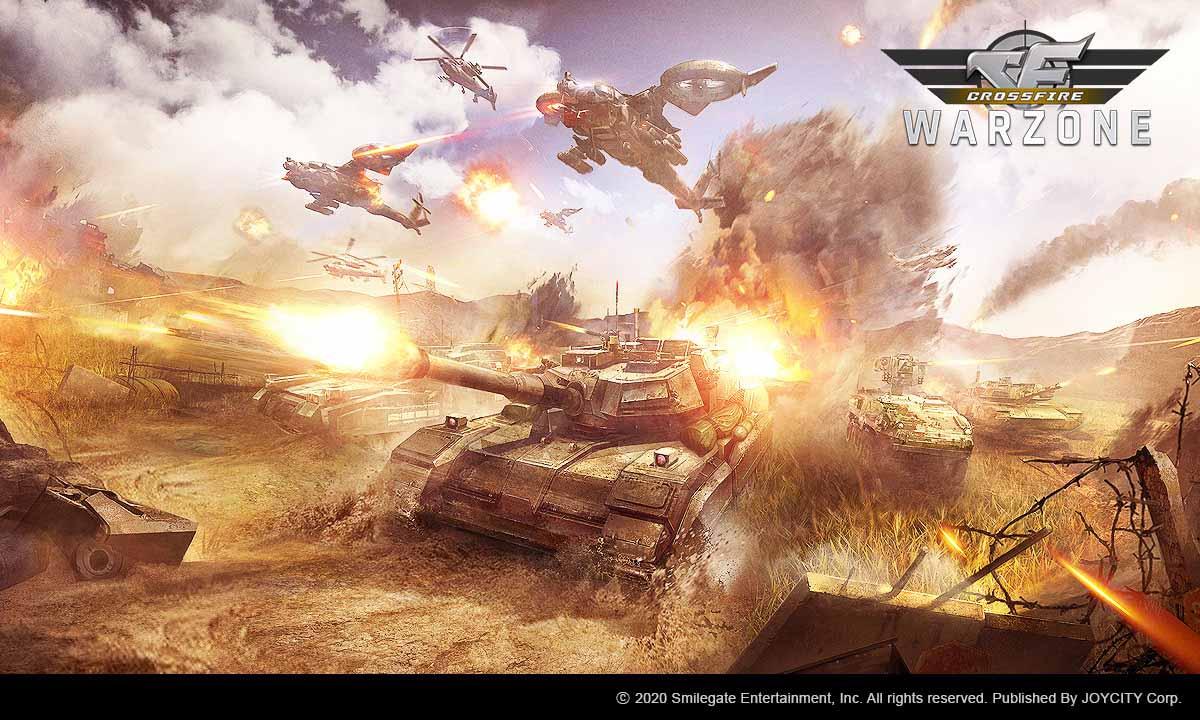 В Crossfire: Warzone добавляют «Войну за захват столицы» в крупном обновлении