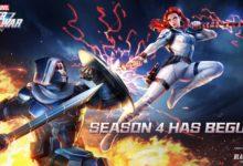 Photo of В MARVEL Super War начался 4й сезон: Черная вдова от Marvel Studios