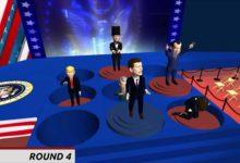 Гиперреалистичный политический симулятор Whack-A-Pol 2020 доступен в Google Play. Ожидается выпуск и в App Store