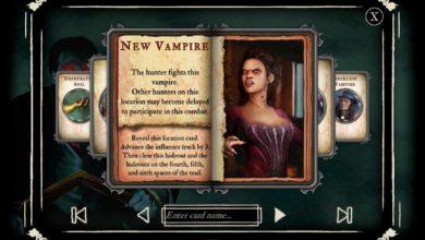 Дата выхода Fury of Dracula: Digital Edition перенесена с 29 октября на середину ноября