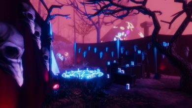 Игра ужасов на тему EDM «Strobophagia: Rave Horror» запускается в Steam