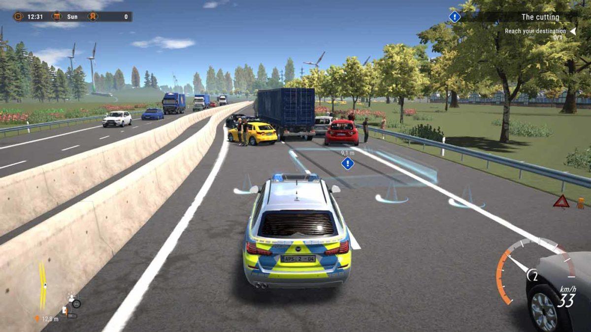 Игра Autobahn Police Simulator 2 выходит для Xbox One уже 4 ноября