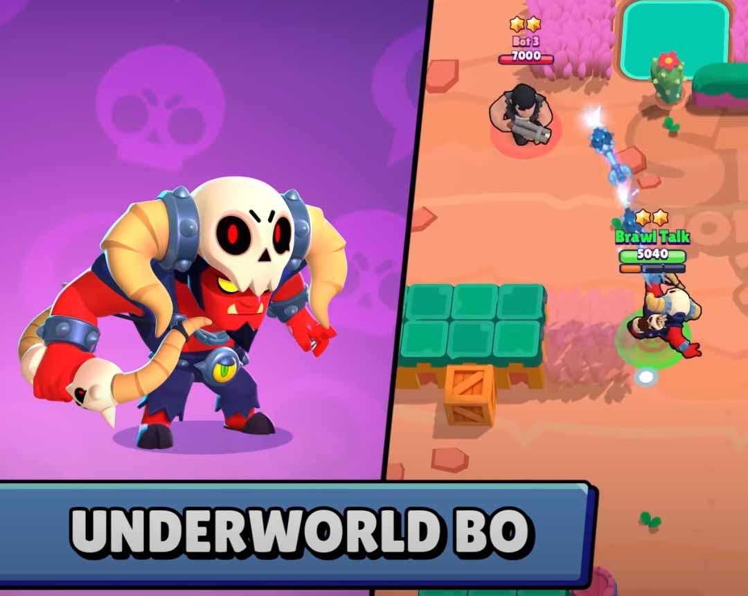 Новый скин Demonic Bo