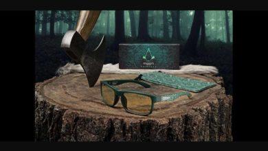 Официальные игровые очки Assassin's Creed Valhalla доступны по цене от $79.99