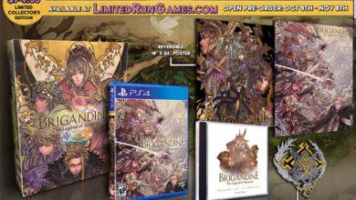 Пошаговая стратегия Brigandine: The Legend of Runersia возвращается 20 лет спустя в виде физического коллекционного издания для PS4